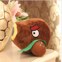 baby doll outlet - Cute cartoon CM Plants vs Zombies Plush Toys Soft Stuffed Plush Toys Doll Baby Toy for Kids Gifts Party Toys factory outlet