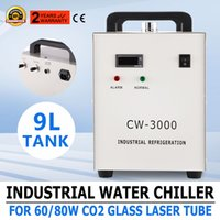 Wholesale CW Thermolysis Industrial Water Cooler Chiller for CNC Laser Engraver Engraving Machines W W