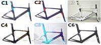 Wholesale 2017 the Newest style Col nago Concept carbon bike frames with models design for choice concept road bike carbon frameset