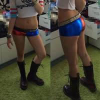 Wholesale Hot Selling Classic Harley Quinn Daddy s Lil Suicide Squad Panties Christmas Halloween Costumes Cosplay Shorts S M L XL XXL