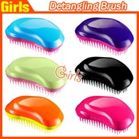 Wholesale AAA quality Hair Brush Comb ORIGINAL Version Hair Care Styling Tools Detangling Hairbrush Hot selling in UK