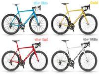 Wholesale Co lnago V1 r Carbon complete bicycle with models of v1 r road bike carbon frames and mm carbon bike wheels