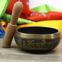 Wholesale Tibet cm singing bowl from china hot sale use for cure and music