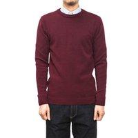 Wholesale Men Solid Color Winter Sweaters Pullovers Hombre Men s Casual Fashion Slim Fit Long Sleeved O Neck Knitted Sweaters M XL
