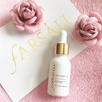 Wholesale Have in stock FARSALI Makeup k Rose Gold Elixir Radiating Moisturizer BNIB ml Essential Oil DHL shipping