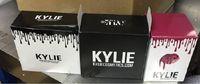 Wholesale Kylie Kit Jenner Matte Kylie kit Lip Gloss Lipstick Lipliner MARY JO K KOKO K CANDY K TRUE BROWN K Lipstick With Engraved Serial Number