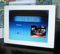 Wholesale 12 inch high definition digital photo frame gift electronic photo album LED HD electronic photo frame AA screen