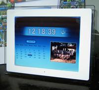 achat en gros de cadres photo numériques 15-Cadre photo numérique de haute définition de 15 pouces / HD photo électronique photo album / cadre photo électronique 1024 * 768 / AA écran