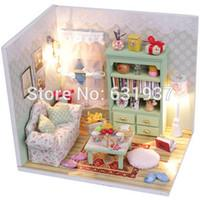 Wholesale House toys for girls and boys kids different ages housewife doll house learn teach fun education games creative carefull children mum dad