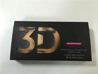 Wholesale 2017 New Mascara D Fiber Lashes version LENGTHENING Black color High quality set by dhl hot item