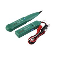 Wholesale Telephone Phone Wire Network Cable Tester Line Tracker for MASTECH MS6812 Hot New