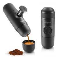 Wholesale Hot sale Mini Manual Portable Coffee Maker Manually Handheld Pressure Espresso Coffee Machine Pressing Wacaco Machine
