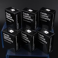 Wholesale Black card expansion123456 against Games for chrismas and for party with fine quality and fast shipping