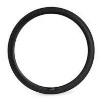 Llantas de bicicleta 700C Carbon Rim 60mm Tubular Road Bike Rim Toray Carbono T700 60mm Carbono Rines Tubulares CC-WR-60T-W23-S