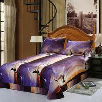 Wholesale Amadam D Polyester Printing Bedding Set Bedlinen Bedclothes