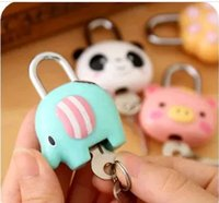 Wholesale 10 kids creative Home Furnishing lock home daily life daily necessities store grocery store selling new utility