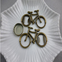 Bottle Openers beer presents - Vintage Metal Bicycle Bike Shaped Wine Beer Bottle Opener For Cycling Lover Wedding Favor Party Gift Present
