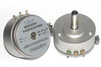 angular sensors - High resolution linearity potentiometer conductive plastic angular displacement sensor WDD35D