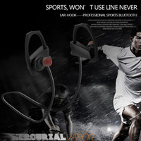 Wholesale Sports Handsfree Wireless Bluetooth In Ear Earphone IPX5 Sweatproof Headset