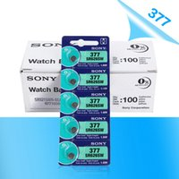 Wholesale pieces sale Japan SR626SW button cell watch battery genuine electronic Fake one compensate ten logistics infor