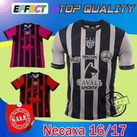 pink jersey - Mexico Club Necaxa away pink red soccer jerseys Thai Quality Guadalajara Monterrey Maillot De Foot football shirts