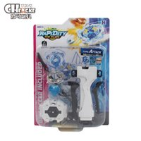 Wholesale Toys Gifts Beyblades L Drago Destructor Destroy Gold Armored Metal Fury D Beyblade Christmas Children s Toys