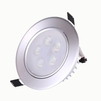 Wholesale Super Bright LED Downlight W W W W Spot Led Ceiling Lamp V V LED Spot Lighting Down Light Downlight with Led Driver