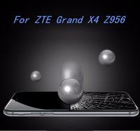 Wholesale For LG Aristo Metropcs LV3 V3 MS210 K8 Grand X4 Z956 STYLO PLUS K10 Tempered Glass Screen Protector Film ON5 G550