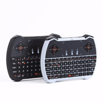 air free computer mouse - 2 GHz Mini Wireless Keyboard Computer Remote Control With Touchpad Keys Air Mouse for TV Box Mini PC Laptop Free DHL