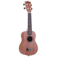 Wholesale ammoon High Quality Sapele Ukelele quot Acoustic Ukulele Uke Fret Strings Instrument Rosewood Semi Closed Okoume