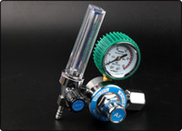 argon mig welding - Argon CO2 Gas Mig Tig Flow Meter Welding Weld Regulator Gauge For Welder New Arrival High Quality