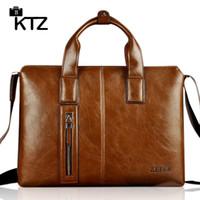 Wholesale Men s handbags Horizontal Business briefcase Men s purses business casual fashion PU Zipper
