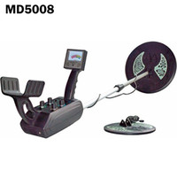 Wholesale MD Underground Metal Detector Gold Digger Treasure for Gold Coins Relics Max detecting depth3 m two coils cinluded