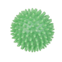 arms points - Spikey Roller Massage Ball Palm Feet Arm Neck Back Stress Relief cm