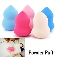 beauty cosmetic bottle - Bottle Gourd Sponge Powder Puff Makeup Foundation Sponge Blender Puff Flawless Smooth Beauty Convenient Optional Blending Cosmetic