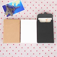 Wholesale cm Kraft Paper Envelope Party Invitation Card Letter Stationery Packaging Bag Gift Greeting Card Postcard Photo Box