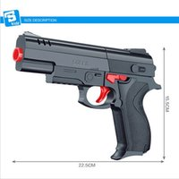Wholesale High quality Desert Eagle Gun Airsoft Gun Soft Bullet Paintball Pistol Toy CS Game Shooting Water Crystal