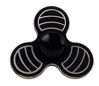 Precio de Bolas de rodamiento-Fidget Spinner de calidad superior Tri Spinner con híbrido de alta calidad de acero rodamiento de bolas perfecto para EDC ADD ansiedad autismo y aburrimiento 3ye