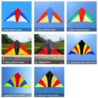 anime desert - high quality square meters delta kite reel line power kite flying paraglider ripstop nylon desert eagle