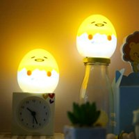 Wholesale Japan gudetama lazy balls Egg yolk brother mini night light chandeliers furnishing articles and lovely Practical contracted and contemporary
