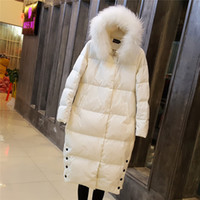 baby s loose jacket - 2016 New Pattern Star Baby With Fund Heavy Seta Lead Down Jackets Woman Long Fund Lengthen Thickening Overknee Loose Coat