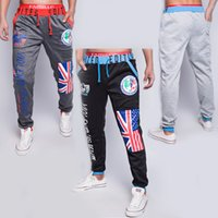 Wholesale Men s Harem Casual Baggy HipHop Dance Jogger Sport Sweat Pants Trousers Gym
