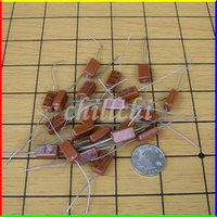 aluminum ores - Electronic parts ore machine copper pin mica capacitor p V
