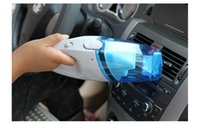 Wholesale Fashion Design Car Vacuum Cleaner Dust Collector Mini Handheld Wet And Dry Dual use Super Suction High Quality DC12V Portable Vacuum Cleaner
