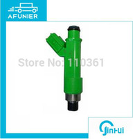 Wholesale 12 months quality guarantee fuel injector nozzle for Nissan toyota OE No