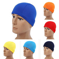 Wholesale Adults Children Kids Elastic Fabric Ears Protection Sports Swim Pool Surfing Shower Hat Swimming Cap Free size for Men Women