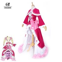 beatrice cosplay - ROLECOS New Anime Re Life in a Different World from Zero Women Cosplay Costumes Rose Red Kawaii Beatrice Cosplay Costumes