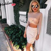 Wholesale MinBoutique Women Skirt Top Quality M1655