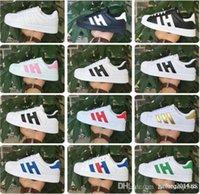 Wholesale 2017 Sale Fashion Men women Casual Shoes Superstar Female Sneakers Women Zapatillas Deportivas Mujer Lovers Sapatos Femininos