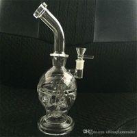 Faberge verre mothership Prix-Mothership Oil Rigs Glass Bong 9